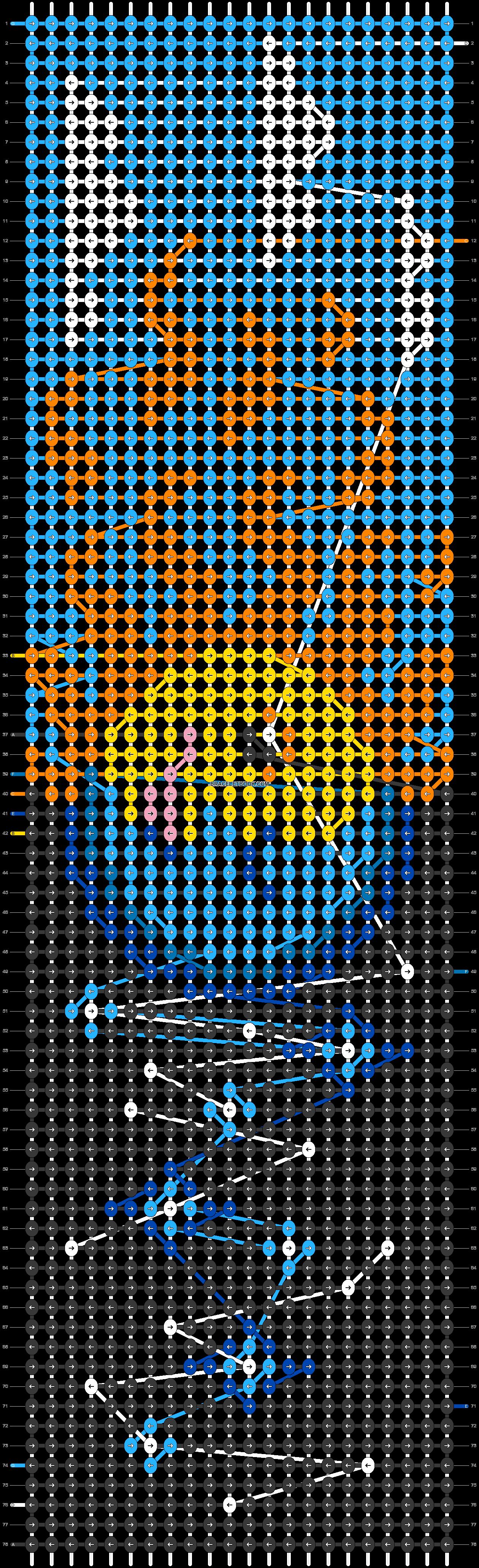 Alpha pattern #39486 variation #67320 pattern