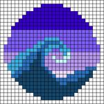 Alpha pattern #40816 variation #67519