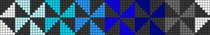 Alpha pattern #33688 variation #67580