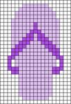 Alpha pattern #45871 variation #67621