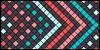 Normal pattern #25162 variation #67685
