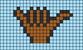 Alpha pattern #26788 variation #67793