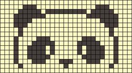 Alpha pattern #40027 variation #67909