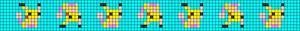 Alpha pattern #30431 variation #67914