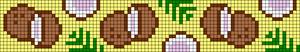Alpha pattern #45614 variation #67959