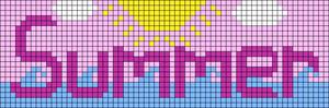 Alpha pattern #45987 variation #67979