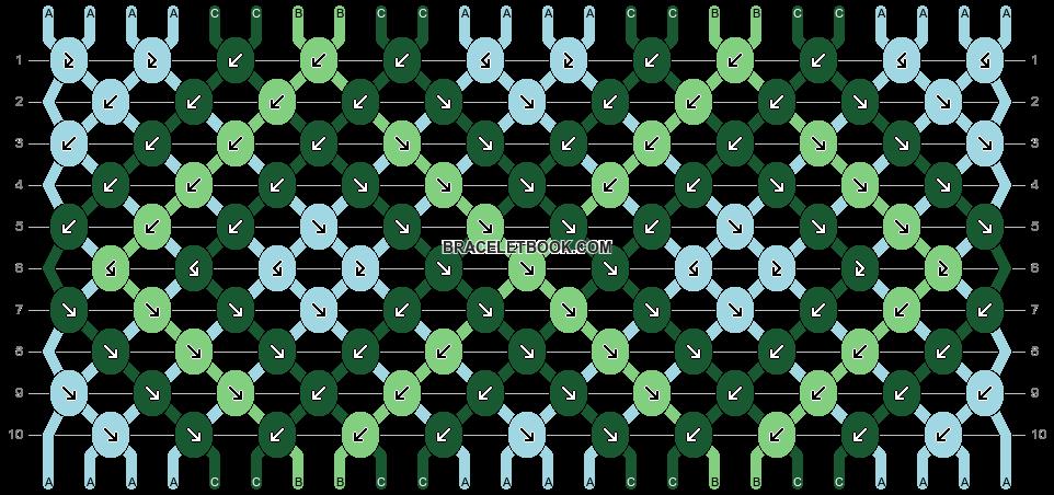 Normal pattern #45251 variation #68011 pattern