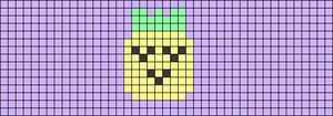 Alpha pattern #44586 variation #68017