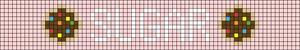 Alpha pattern #45792 variation #68069
