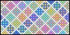 Normal pattern #22862 variation #68083