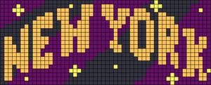 Alpha pattern #45088 variation #68127