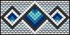 Normal pattern #46226 variation #68166