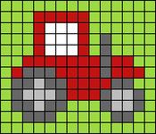 Alpha pattern #39958 variation #68171