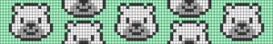 Alpha pattern #45915 variation #68196