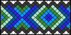 Normal pattern #42571 variation #68261