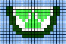 Alpha pattern #46217 variation #68425