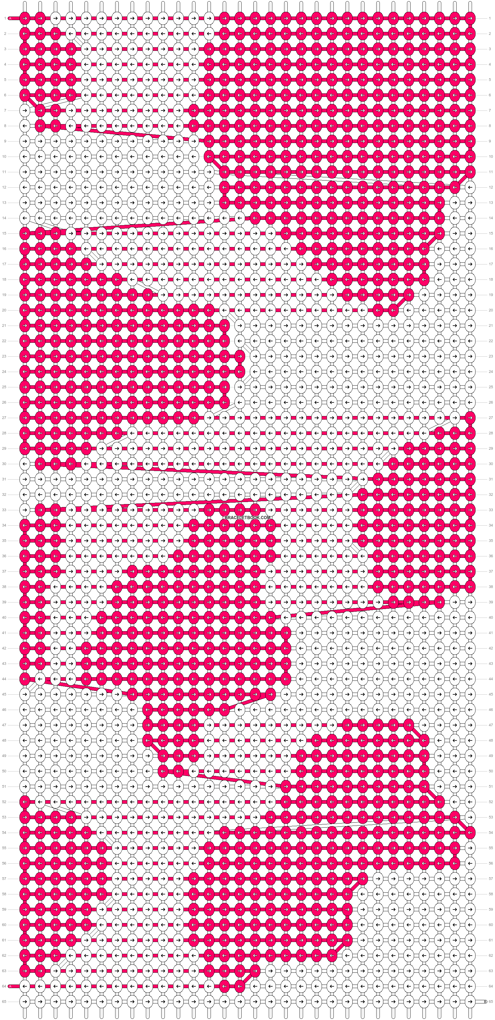 Alpha pattern #46253 variation #68437 pattern
