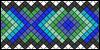 Normal pattern #42571 variation #68459