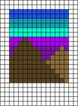 Alpha pattern #44998 variation #68523