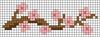 Alpha pattern #26941 variation #68533