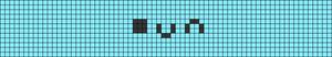 Alpha pattern #45846 variation #68546