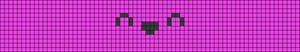 Alpha pattern #45847 variation #68659