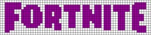Alpha pattern #42762 variation #68713