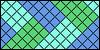 Normal pattern #117 variation #68723