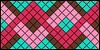 Normal pattern #45406 variation #68728