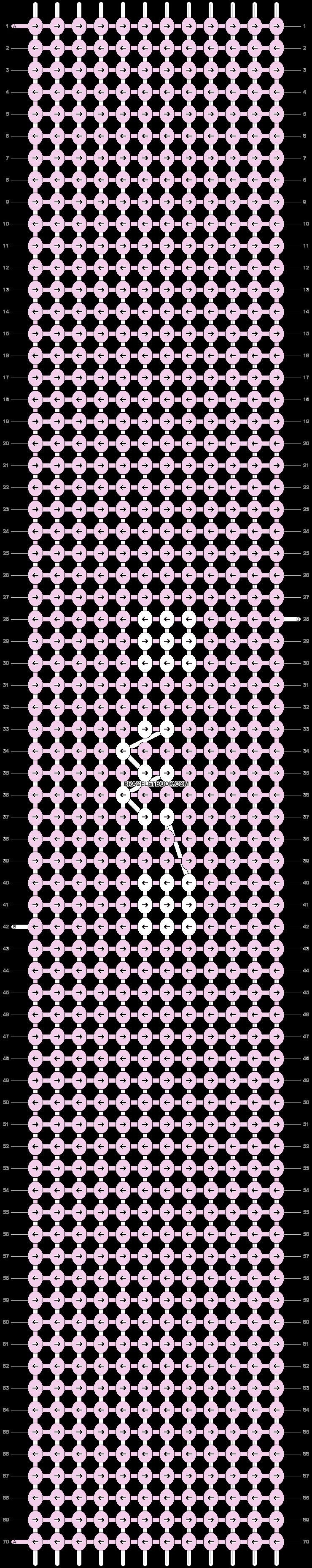 Alpha pattern #45878 variation #68740 pattern