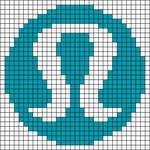 Alpha pattern #29364 variation #68742