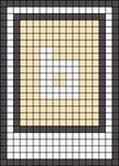 Alpha pattern #46357 variation #68745