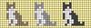Alpha pattern #33767 variation #68759