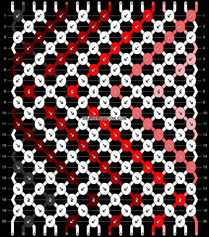 Normal pattern #44306 variation #68780 pattern