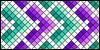 Normal pattern #31525 variation #68781