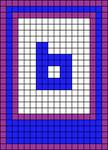 Alpha pattern #46357 variation #68840