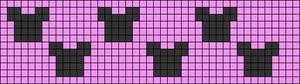 Alpha pattern #46440 variation #68907