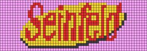 Alpha pattern #46280 variation #68922