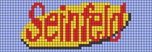 Alpha pattern #46280 variation #68923