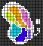 Alpha pattern #46367 variation #68998
