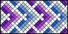 Normal pattern #31525 variation #69046