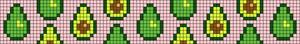 Alpha pattern #46199 variation #69080