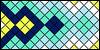 Normal pattern #6380 variation #69254