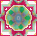 Alpha pattern #42656 variation #69296