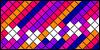 Normal pattern #11256 variation #69304