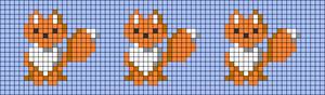 Alpha pattern #46509 variation #69320