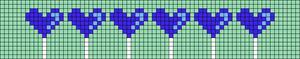 Alpha pattern #41909 variation #69355