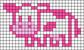 Alpha pattern #29513 variation #69407