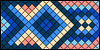 Normal pattern #45447 variation #69513