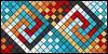 Normal pattern #29843 variation #69582